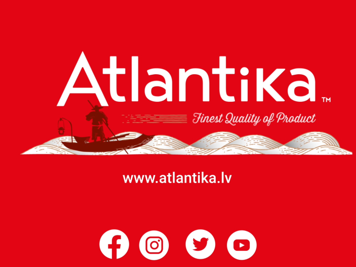 Corporate film of the Atlantika company