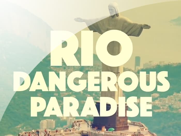 RIO in three days. Extreme tourism - new style for active people