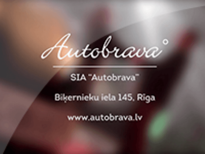 Autobrava - Video ads