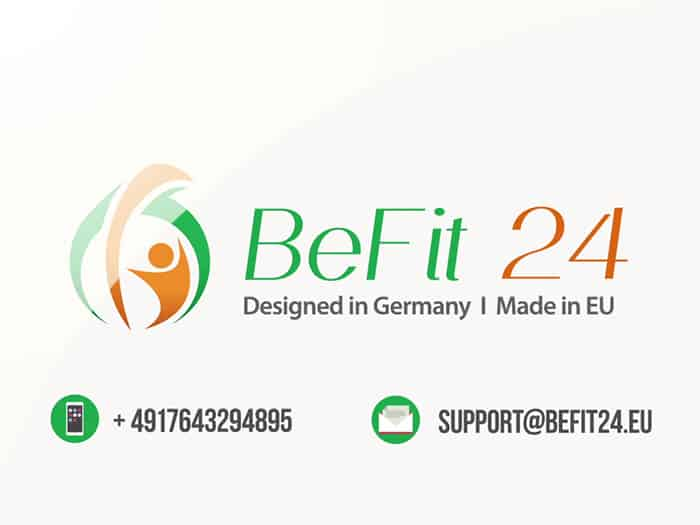 Video advertising of company Befit24