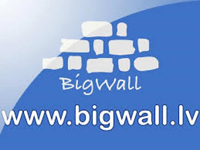 Animation advertisement BigWall