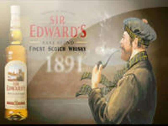 Sir Edward's - Production of advertising videos