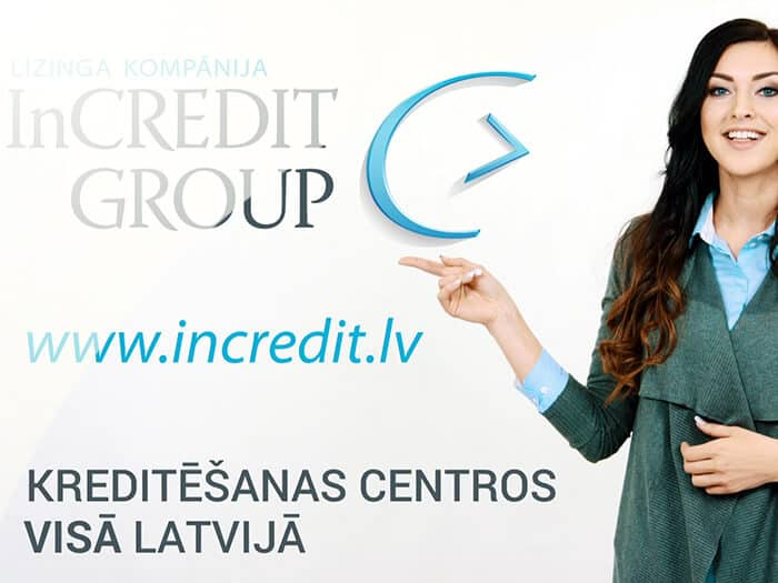 Video advertising for the leasing company InCREDIT GROUP