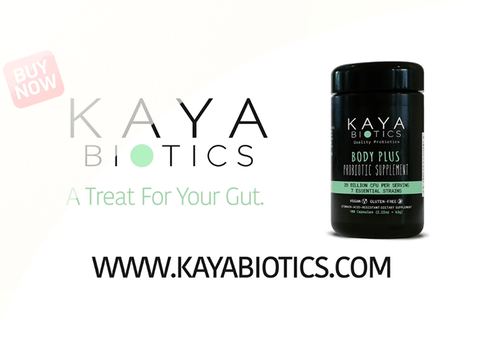 Video advertising of company KAYA Biotics