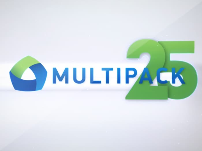 25th anniversary of the Multipack company