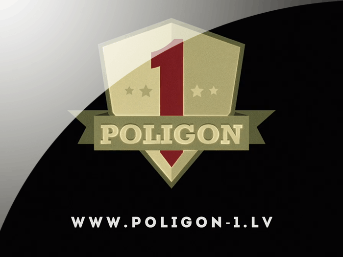 Poligon 1 video presentation - is a military tactical laser game base