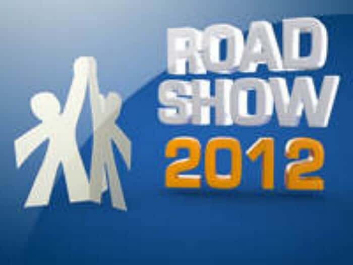 TezTour Road Show 2012 - Corporate video