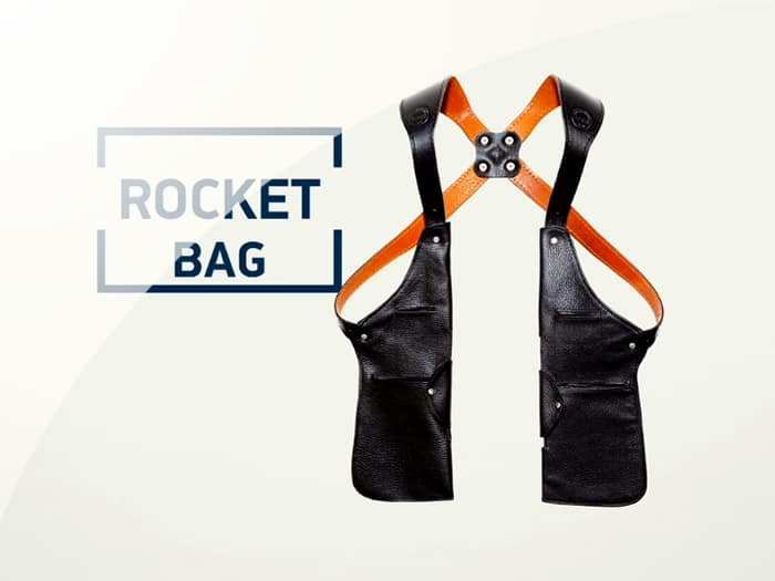 Rocket Bag - video promotion