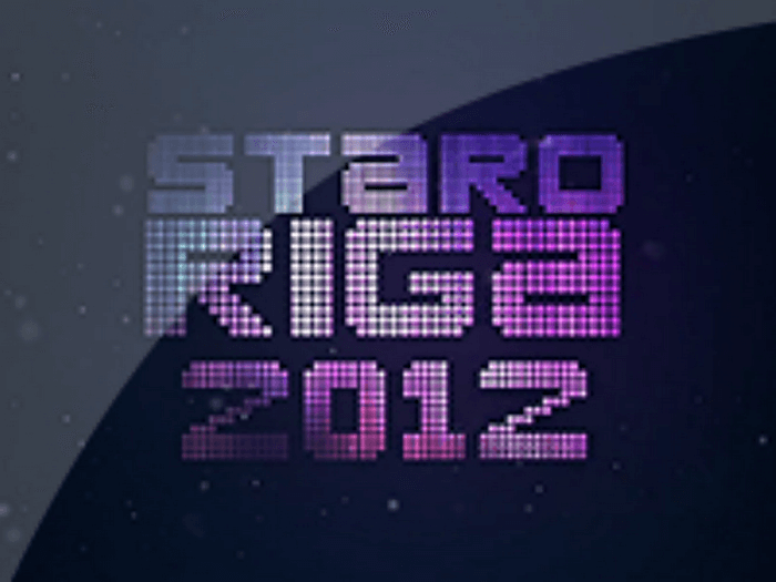 Staro Riga 2012 - Video ads
