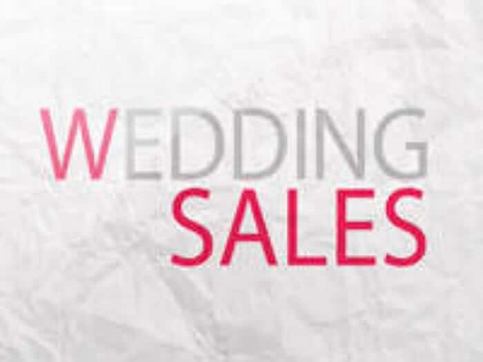 Wedding Sales - Production of advertising videos