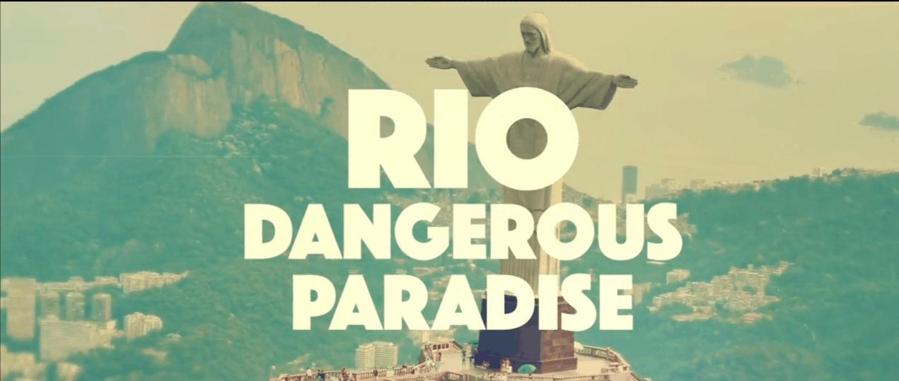 РИО за 3 дня. Экстремальный туризм - новый формат путешествия для активных людей