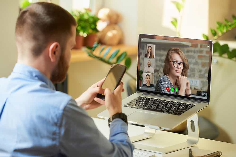 Organization of distance learning