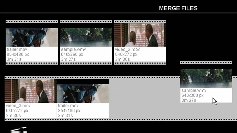 merge files