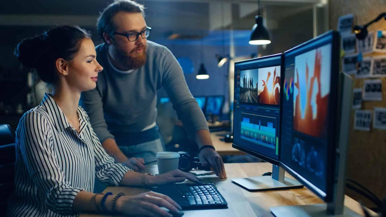 corporate video editor